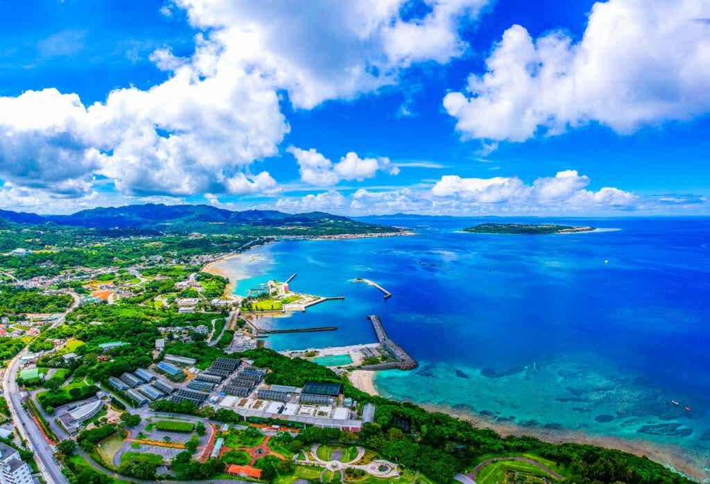 Okinawa, descubre el Japón más paradisíaco