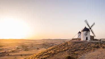 La geografía manchega en El Quijote