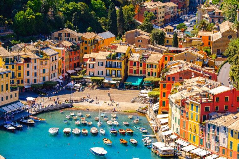Conoce la península de Portofino en Italia