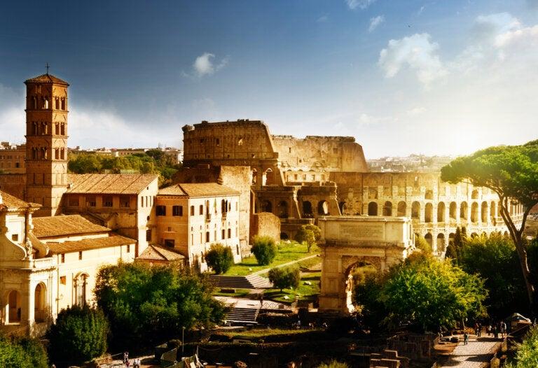 Descubrir Roma en 10 películas de cine