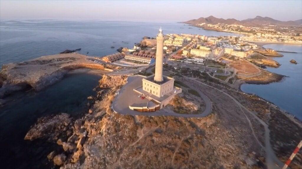 Las costas de España y Portugal comprenden la ruta de los faros.