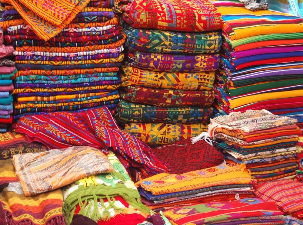 El turismo indígena ofrece la posibilidad de comprar numerosas artesanías.