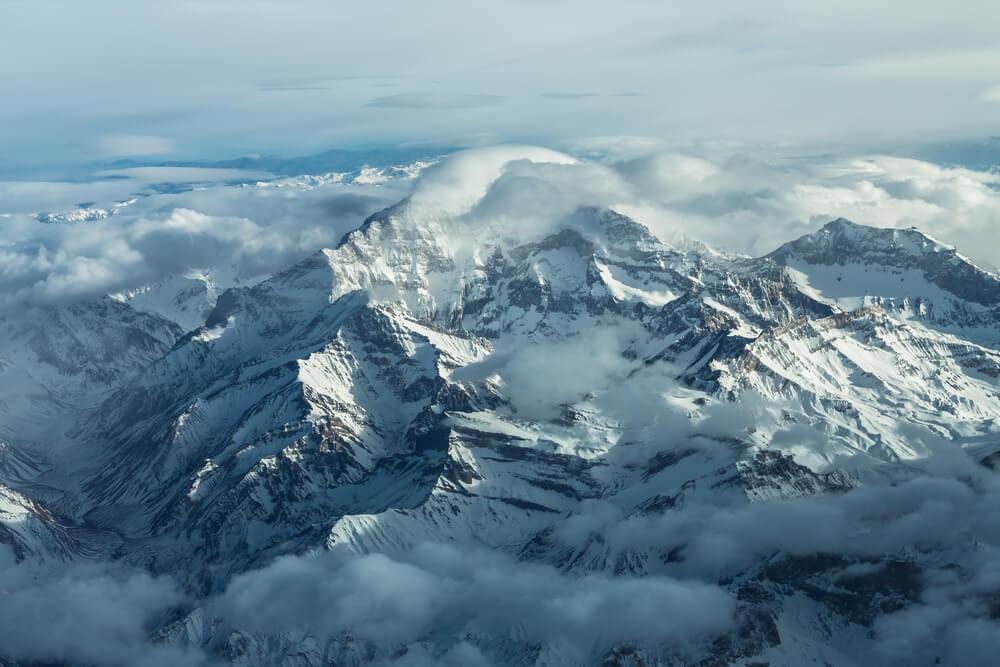 La travesía de los Andes, un viaje épico