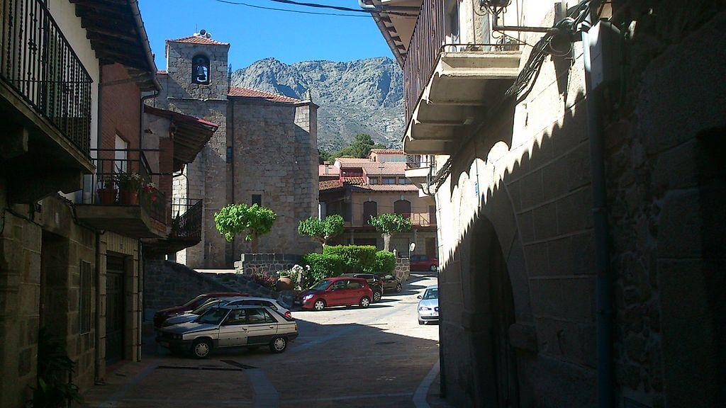 Villarejo del Valle en las Cinco Villas de Ávila