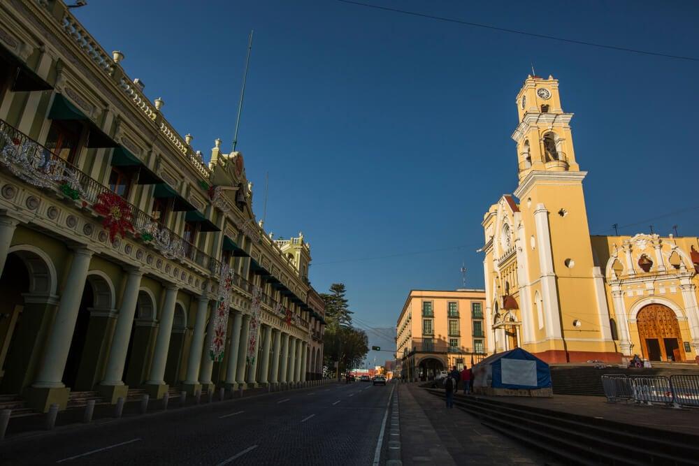 Calle de Xalapa