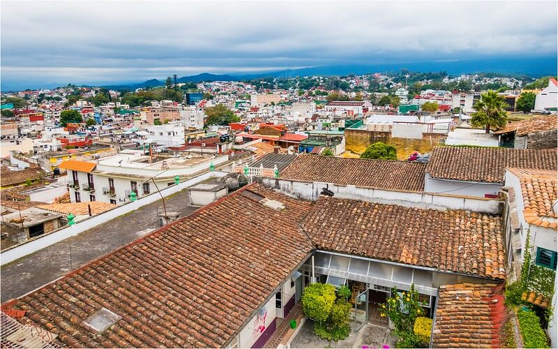Vista de Xalapa