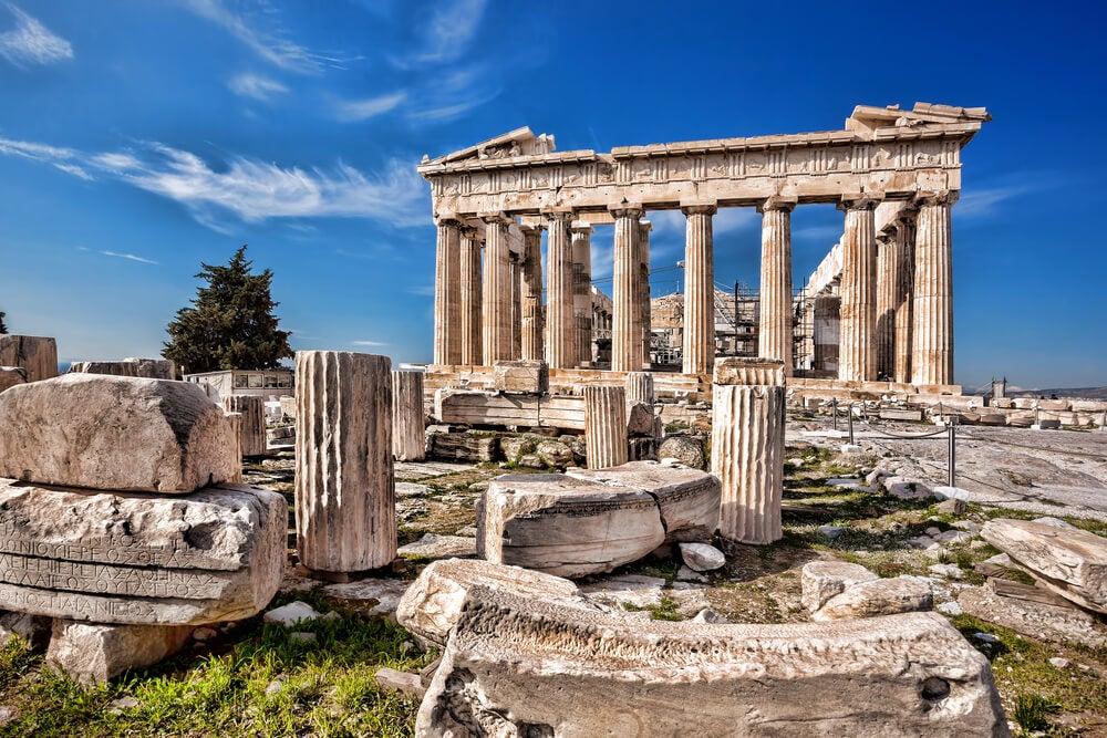 El Partenón: un templo consagrado a la protectora de Atenas