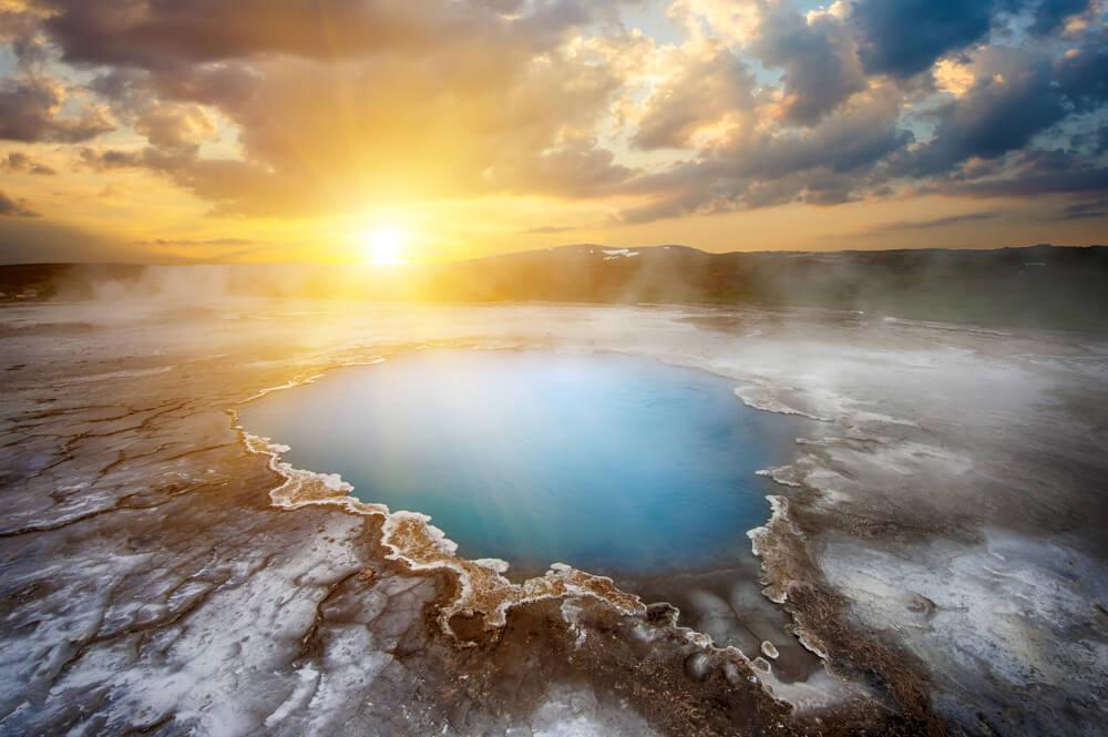 Las aguas termales de Hveravellir, un lugar fabuloso