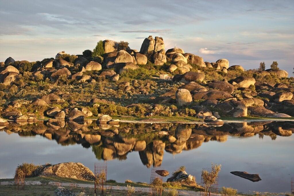Reserva Natural Los Berruecos.