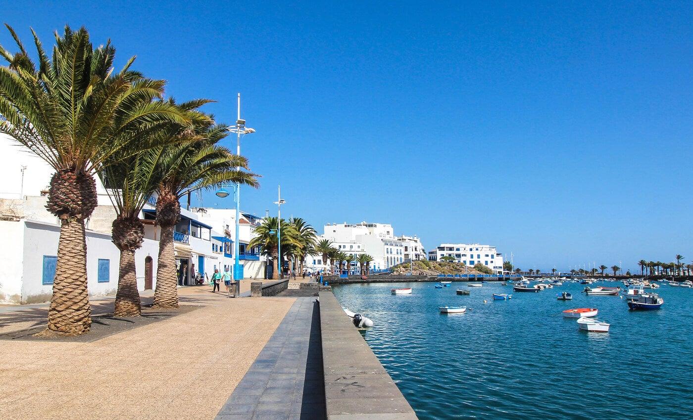 El Charco de San Ginés se encuentra en uno de los puntos más importantes de la ciudad de Arrecife.