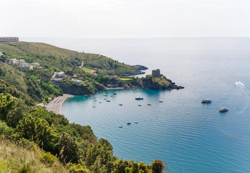 San Nicola Arcella: un lugar hermoso