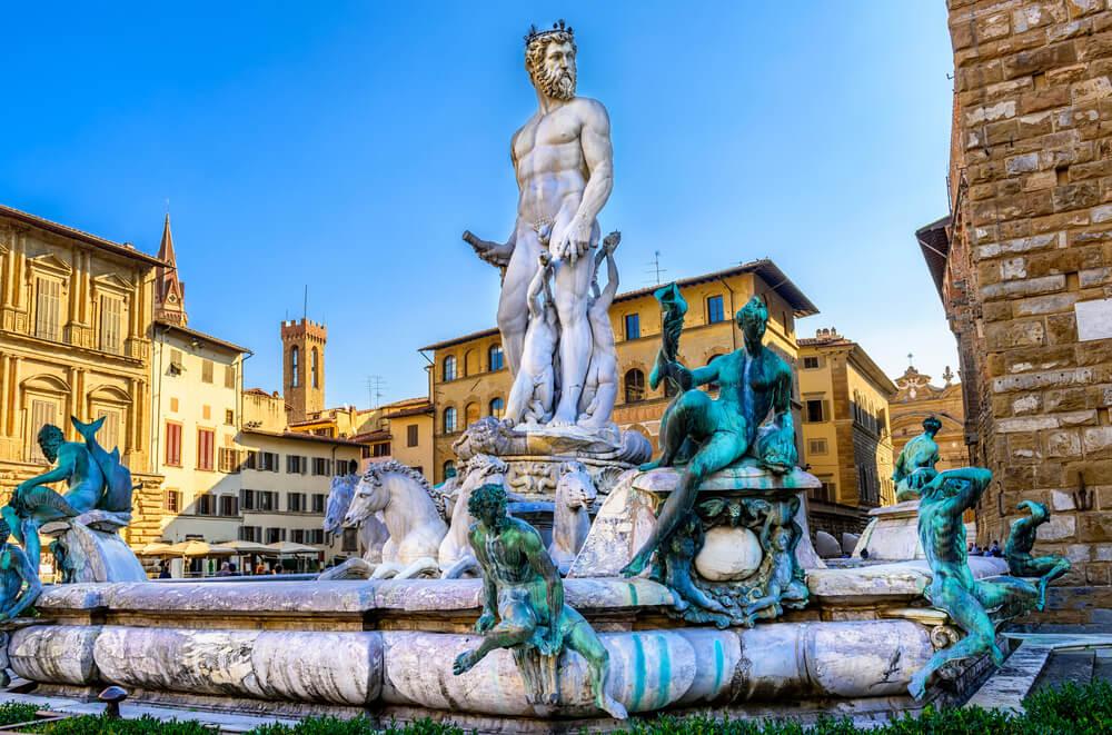Plaza de la Signoria: un lugar imprescindible de Florencia