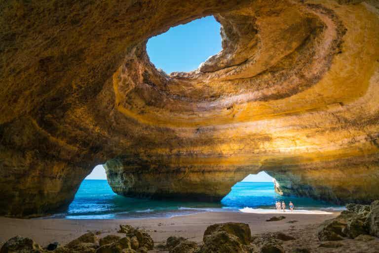 La Cueva de Benagil, un lugar mágico
