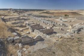 El Parque arqueológico de Segóbriga: una antigua ciudad muy conservada