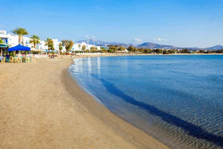 La isla de Naxos, un lugar silencioso