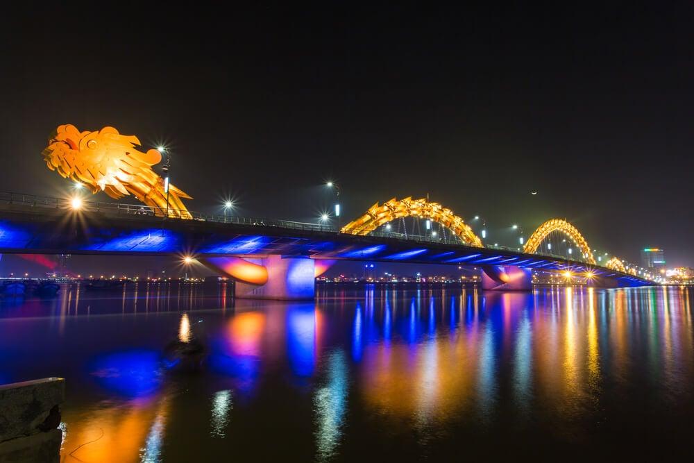 Los curiosos puentes de Vietnam