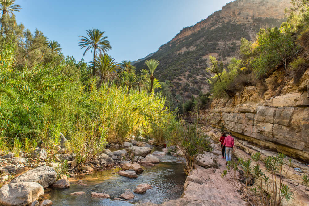 Paradise Valley en Marruecos