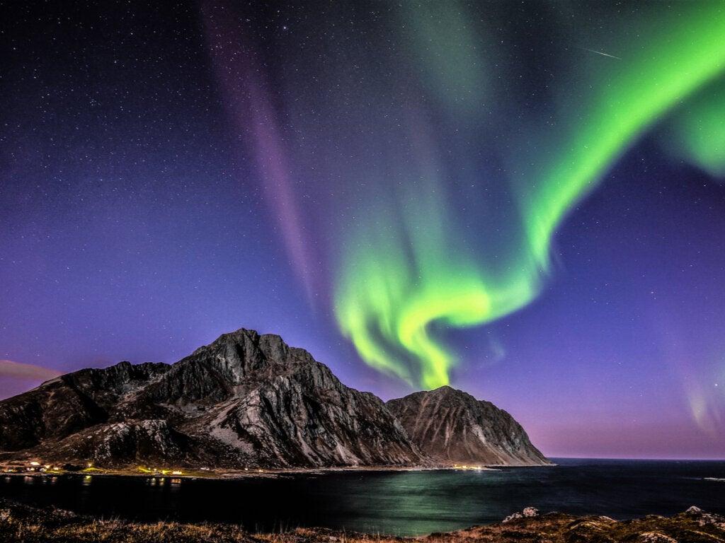 Los extraños fenómenos lumínicos en el Valle de Hessdalen