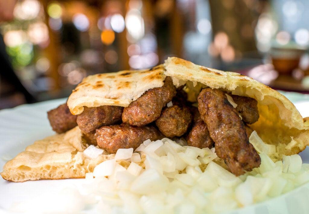 La fantástica gastronomía de Macedonia