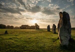 El enigmático círculo de piedra de Avebury