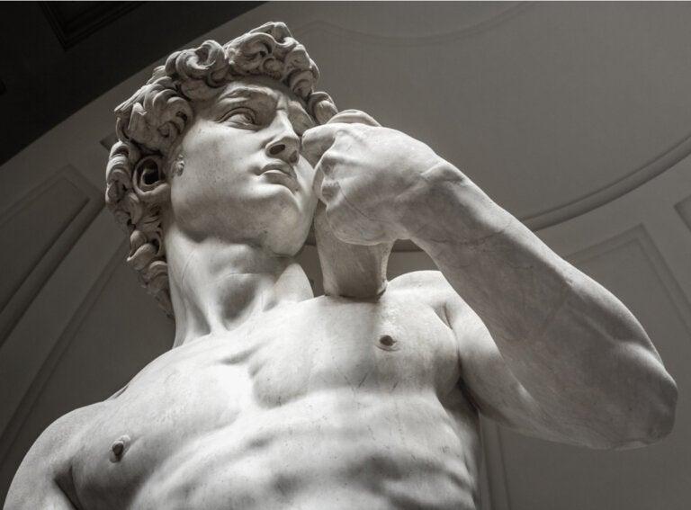 El David de Miguel Ángel