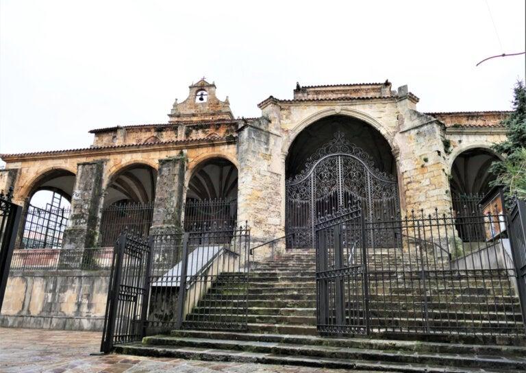 La iglesia de Santa María de la Asunción de Laredo