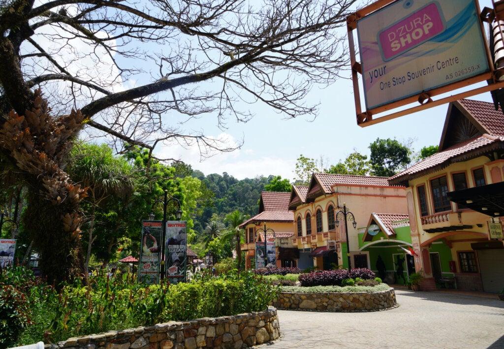 Langkawi: una isla duty free en Malasia