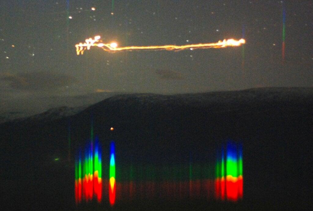 Las luces del Valle de Hessdalen, en Noruega.
