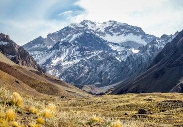 Cerro Aconcagua: la montaña más alta de América