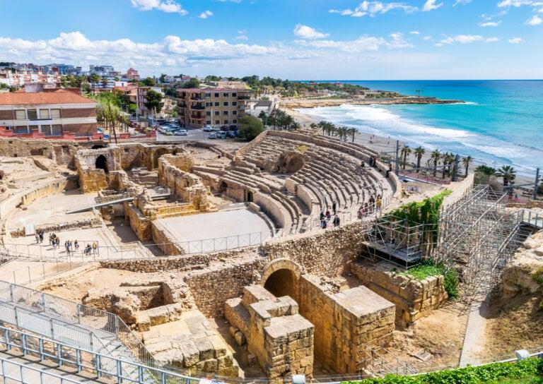 La huella visible de la arquitectura medieval de Tarragona
