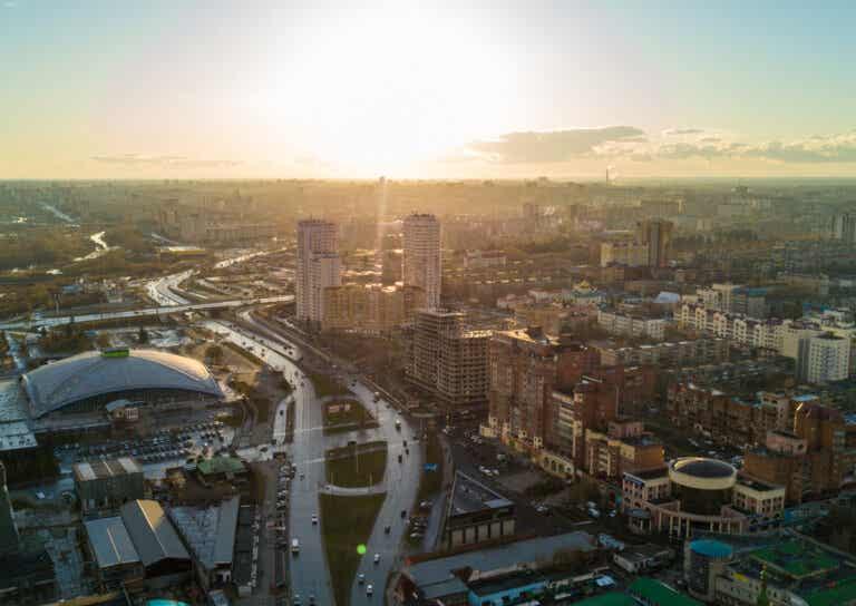 Curiosidades de la Ciudad 40 en Rusia