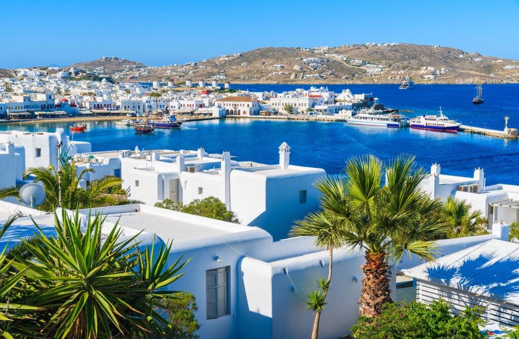 Mykonos: una hermosa isla Griega
