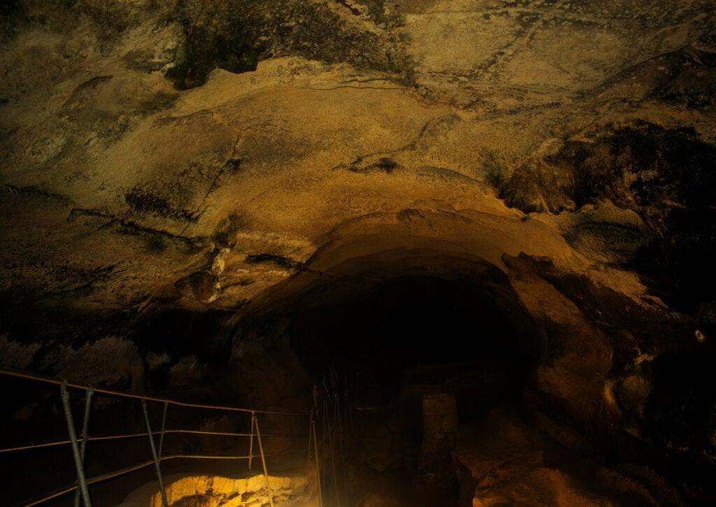 Las cuevas de Ghar Dalam esconden grandes misterios en su interior.