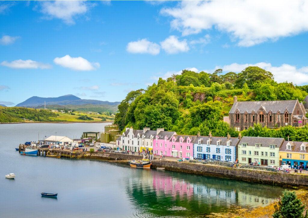 La Isla de Skye y su hermoso paisaje de cuento