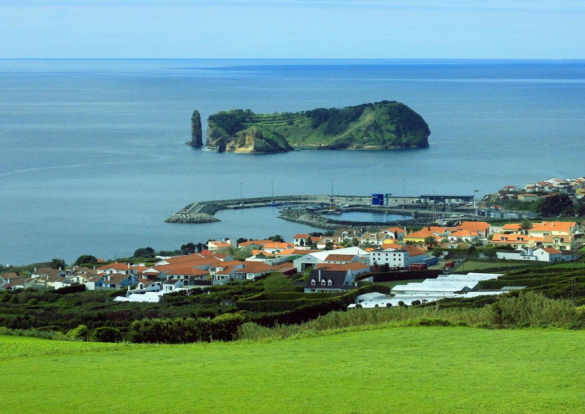 Terceira, otra de las maravillosas Islas de Azores.