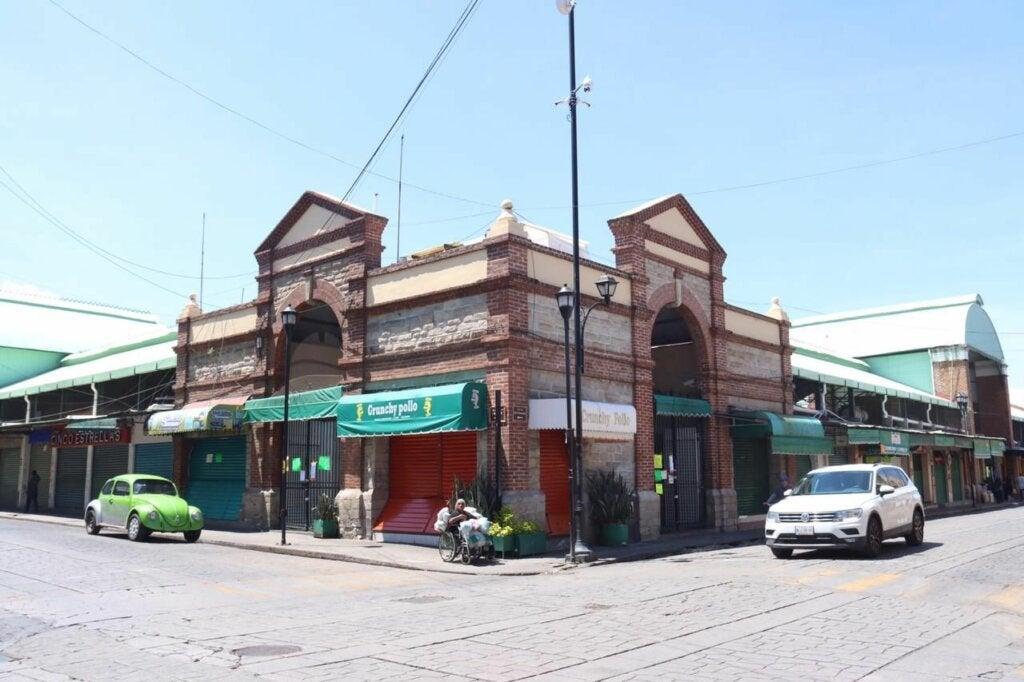 El de Benito Juárez es uno de los mercados de Oaxaca.