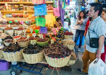 Benito Juárez y 20 de noviembre: dos maravillosos mercados de Oaxaca