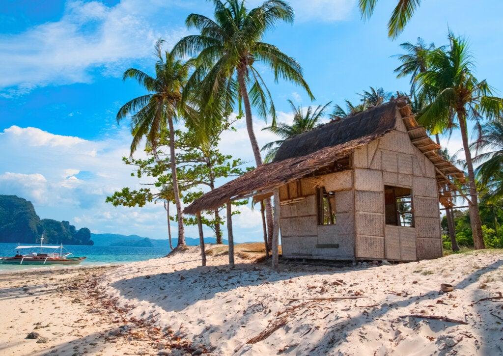 La isla de Palawan y su exótico paisaje