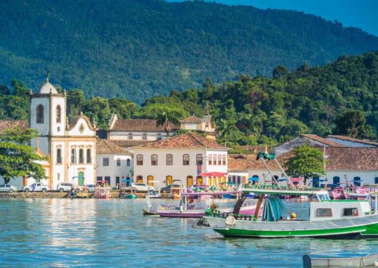 Paraty en Brasil, un lugar místico
