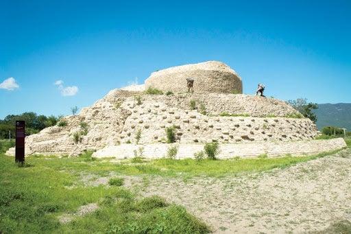 La zona arqueológica de Tula ofrece mucho para recorrer.