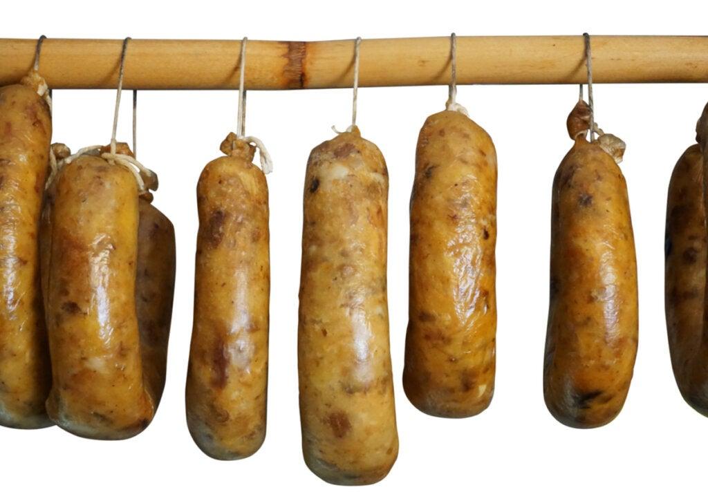Las Alheirdas de Mirandela son una exquisitez para comer en Portugal.