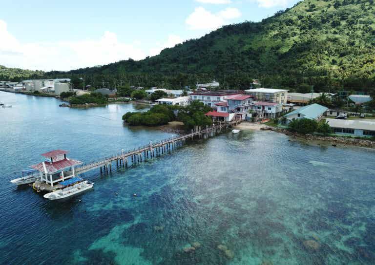 El atolón Truk en Micronesia: fascinación y misterio