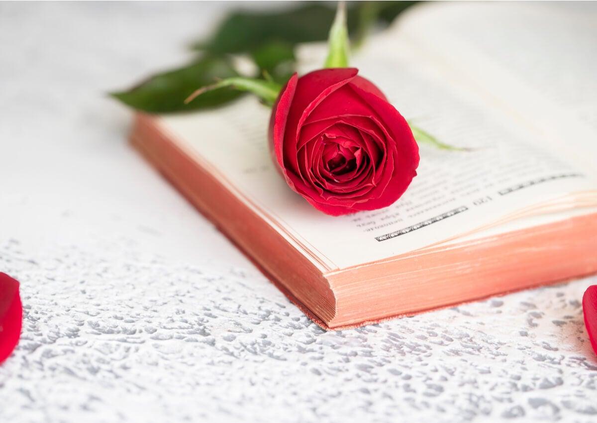 El día del libro en Barcelona se celebra el mismo día que Sant Jordi.