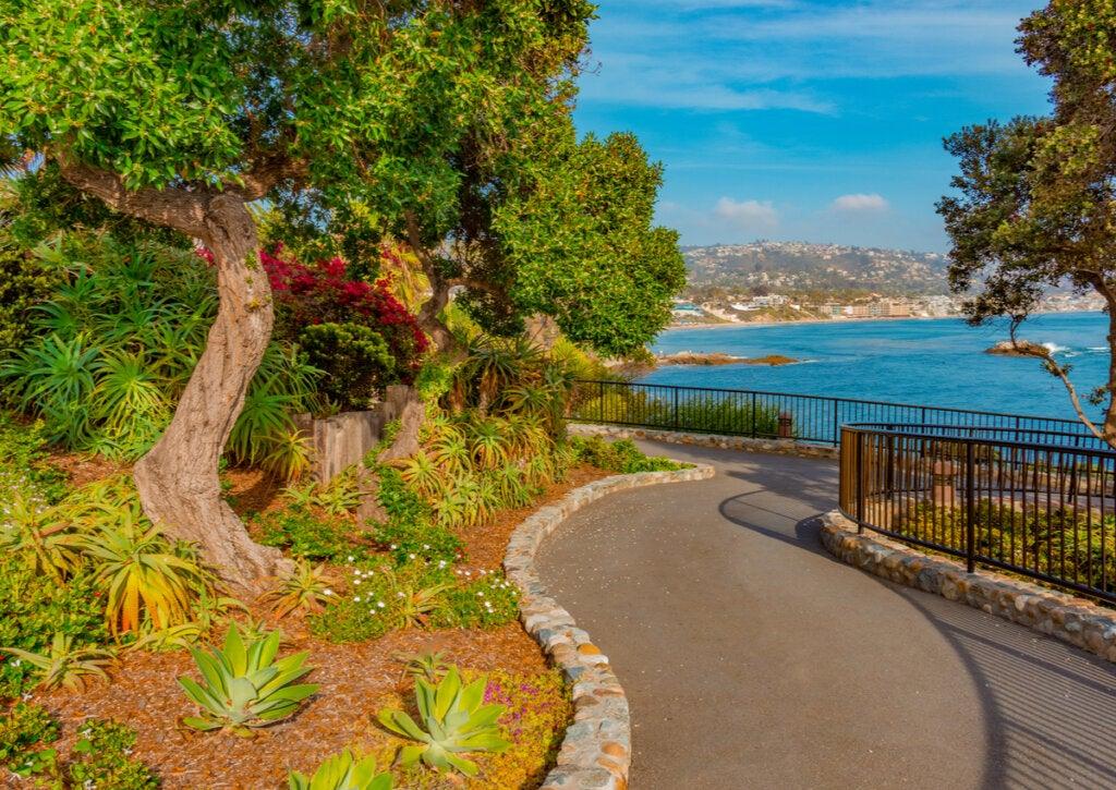 Laguna Beach en California