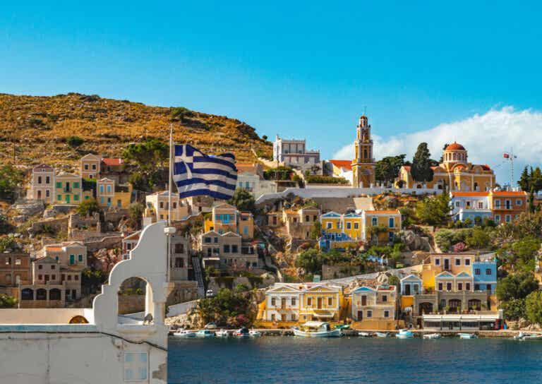 Symi, una de las maravillas para visitar en Grecia