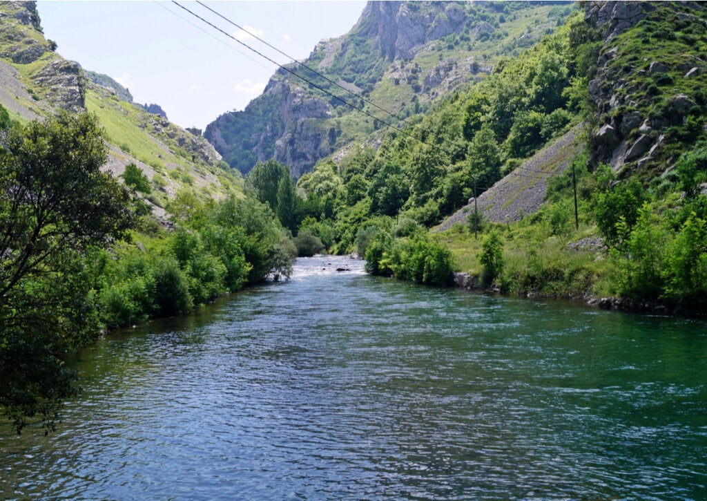 El Parque Nacional Picos de Europa de León
