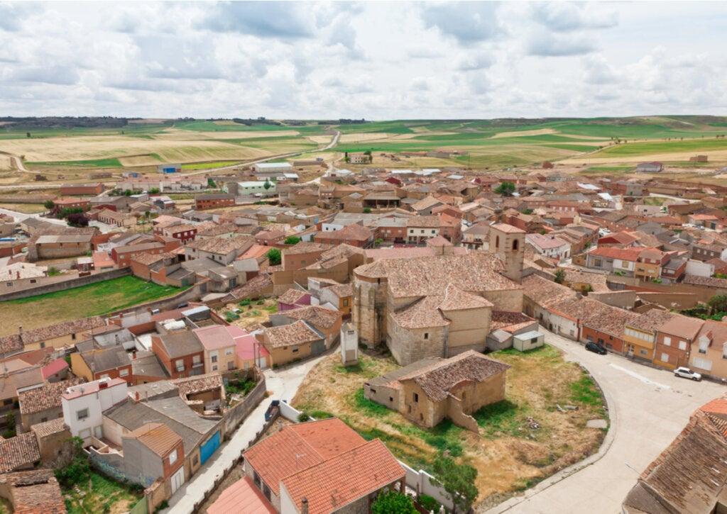 La historia de Torrelobatón está marcada por guerras de siglos anteriores.