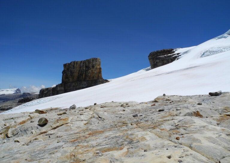 El Púlpito del Diablo en la Sierra Nevada de Cocuy