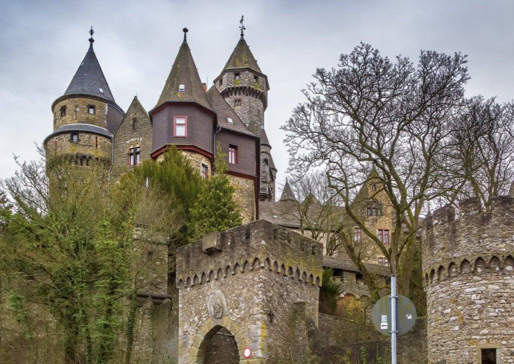 Historia del Castillo de Braunfels en Alemania