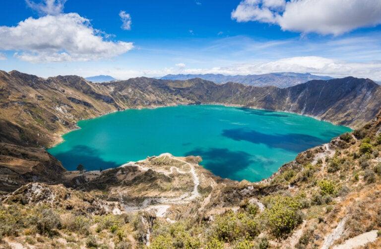 Laguna del Quilotoa: una de las más hermosas